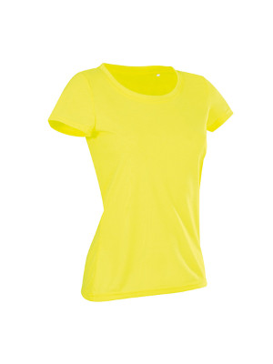Active Cotton Touch T shirt S8700 Cyber Gul