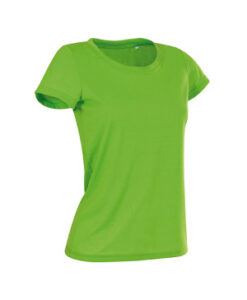 Active Cotton Touch T shirt S8700 Kiwi Groen