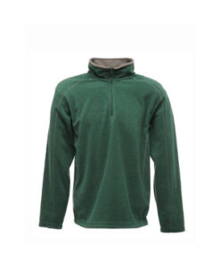 Dame Ashville Half Zip Fleecetroeje RG573 Bottle Groen Smokey