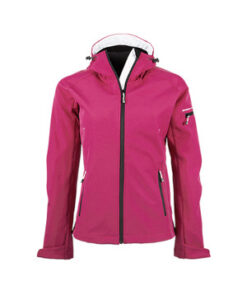 Dame Haette Performance Softshell TJ9554 Berry