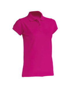 "Dame Polo ""Regular""  JHK511 Fuchsia"