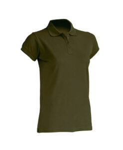 "Dame Polo ""Regular""  JHK511 Khaki"