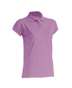 "Dame Polo ""Regular""  JHK511 Lavender"