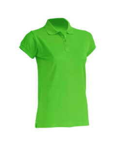 "Dame Polo ""Regular""  JHK511 Lime"