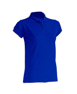 "Dame Polo ""Regular""  JHK511 Royal Blaa"