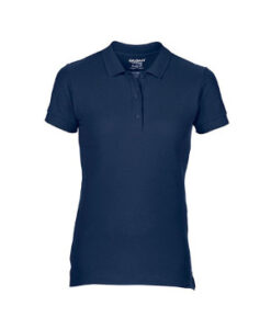 Premium Cotton® Ladies´ Double Piqué Polo G85800L Blaa