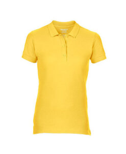 Premium Cotton® Ladies´ Double Piqué Polo G85800L Daisy