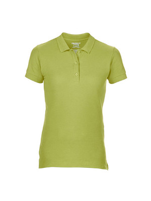 Premium Cotton® Ladies´ Double Piqué Polo G85800L Kiwi