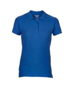 Premium Cotton® Ladies´ Double Piqué Polo G85800L Royal