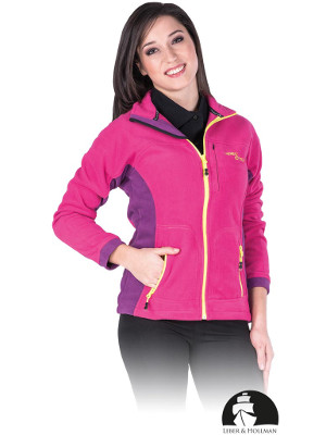 Slidstaerk Fleece Jakke  LH LADY R