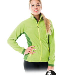 Slidstaerk Fleece Jakke  LH LADY Z